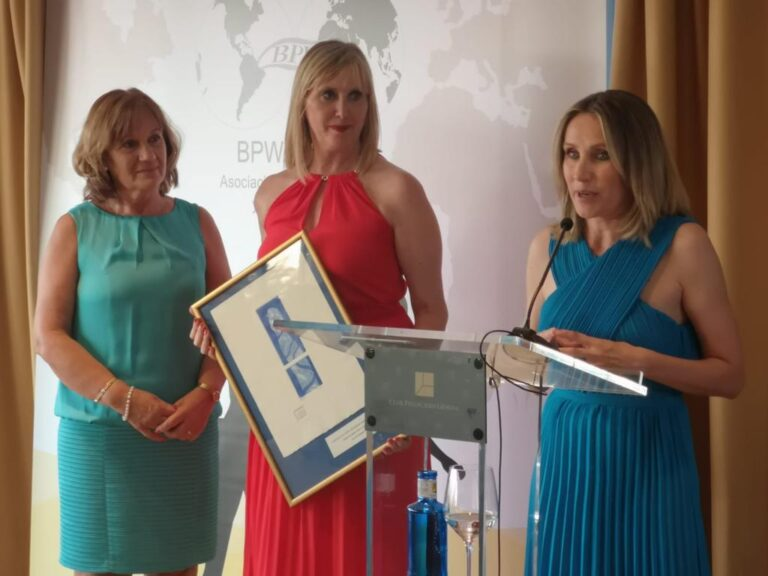 Bpw Madrid premios Lena Madesin Phililips II edición 2019
