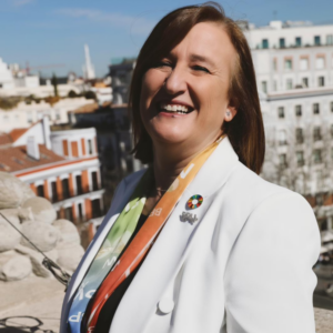 Isabel Villamayor vocal BPW Madrid