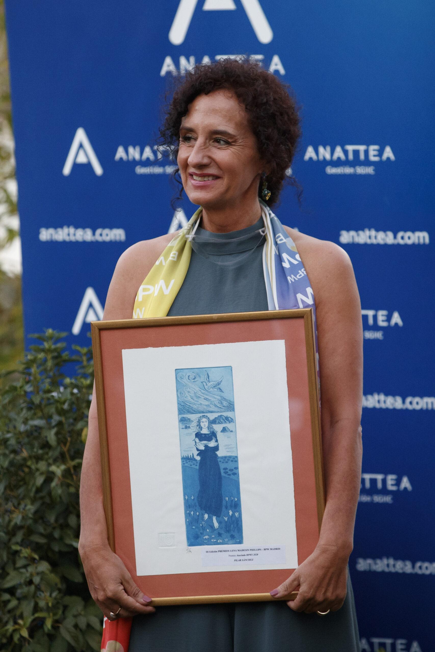 """Entrega de la III Edición de los Premios """"Lena Madesin Phillips"""""""
