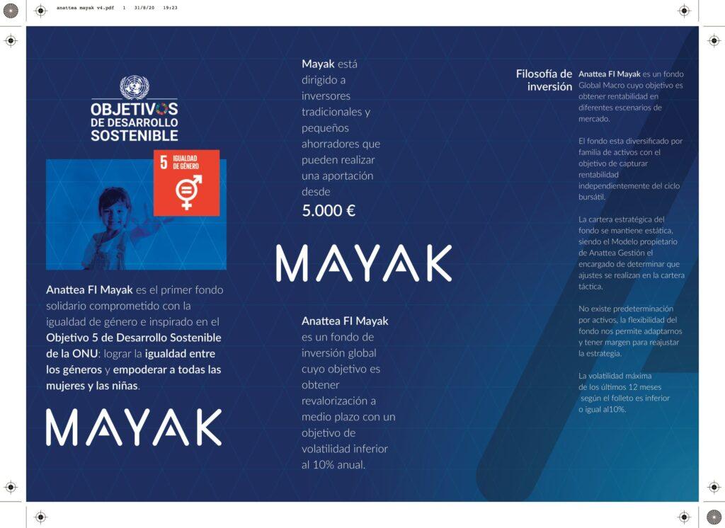 Fondo Mayak Bpw Madrid Anattea